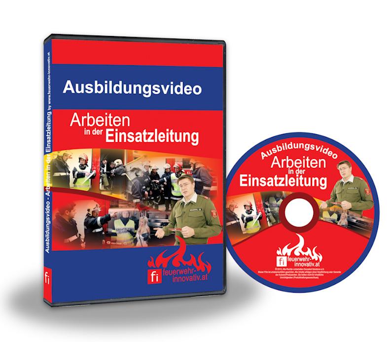 Einsatzleitung, Einsatzleitstelle, Einsatzleiter, Feuerwehr, Schulung, Ausbildung, DVD, Video, lernen, FwDV 100