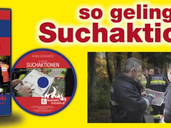 """Permalink auf:Premiere: """"So gelingen Suchaktionen!"""" Ausbildungsfilm"""