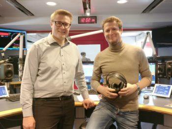 "Permalink auf:Christian Doczekal im Radio bei ""Mahlzeit Burgenland"""