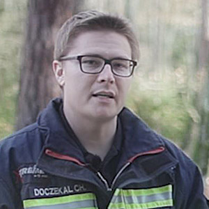 Christian Doczekal, Feuerwehr, Ausbildung, FwDV, Schulung, Video, Einsatz